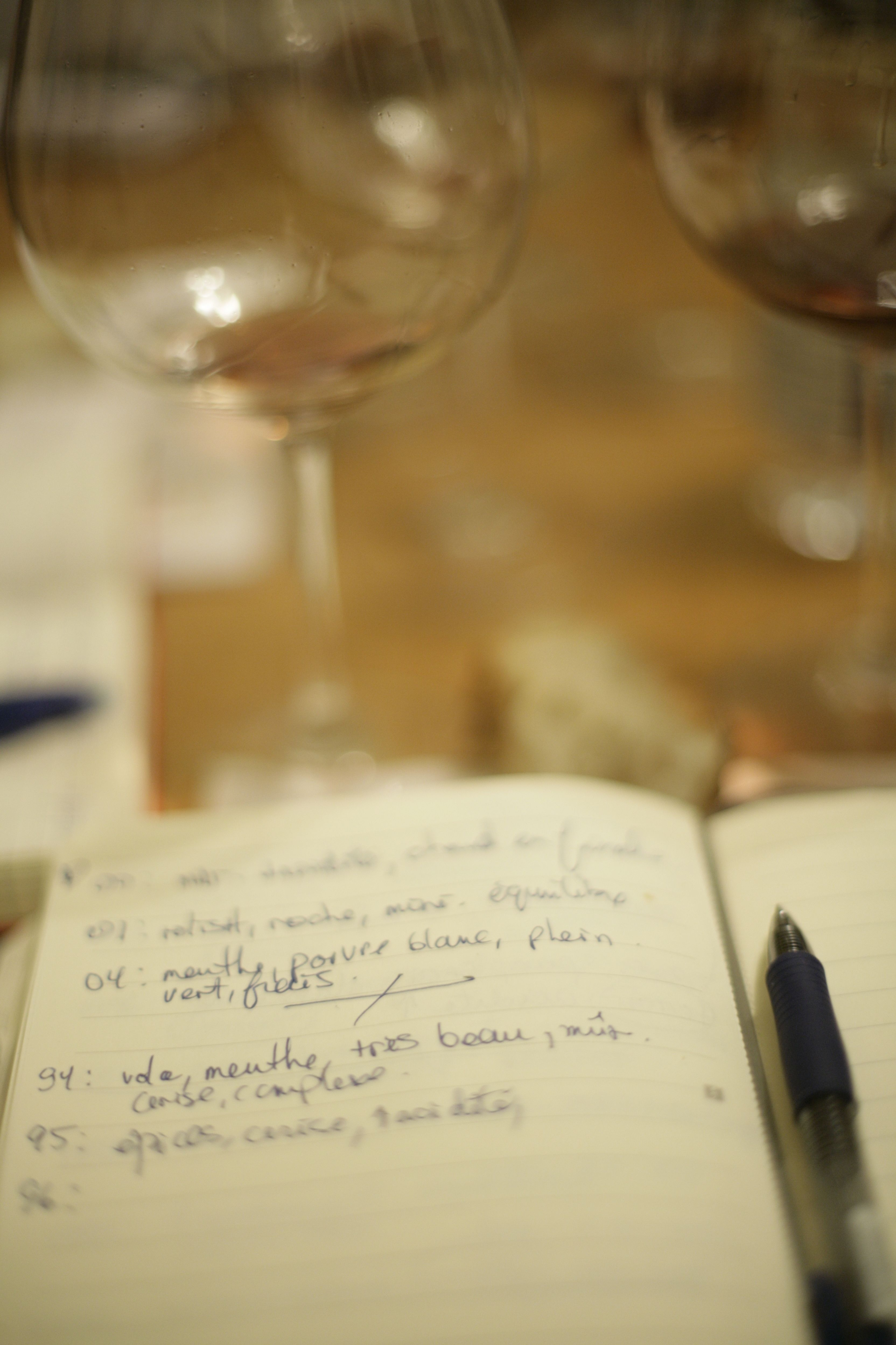 notes Martin